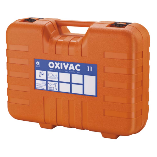 Valise d'urgence OXIVAC II